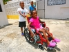 Wheelchairs to Haiti