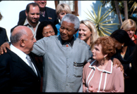 KEB and Nelson Mandela